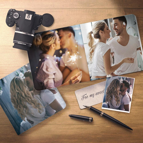 Custom Photo Book For Anniversary Photo Album Love Gifts 4*4inch