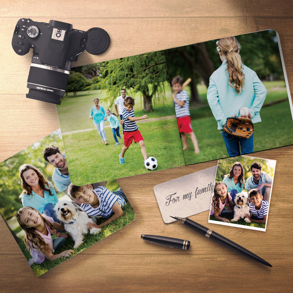 Custom Family Photo Album Book Gifts For Love 4*4inch