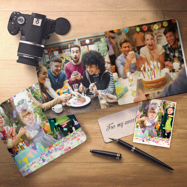 Birthday Gift Photo Album Book Custom Photo Book 4*4inch