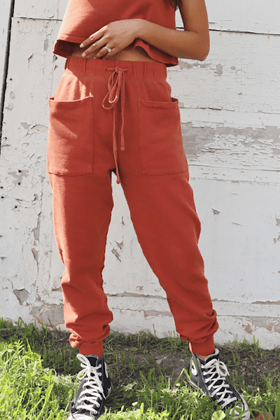 Persimmon Bliss Pants