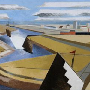 Paul Nash: Surrealist Painting Prints for Sale