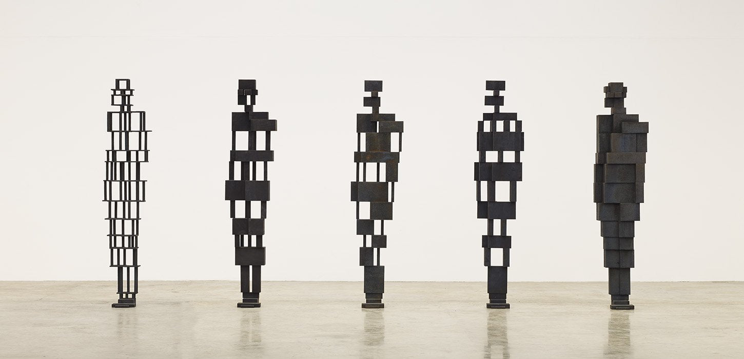 Antony Gormley: Limited-Edition Fine Art Prints for Sale