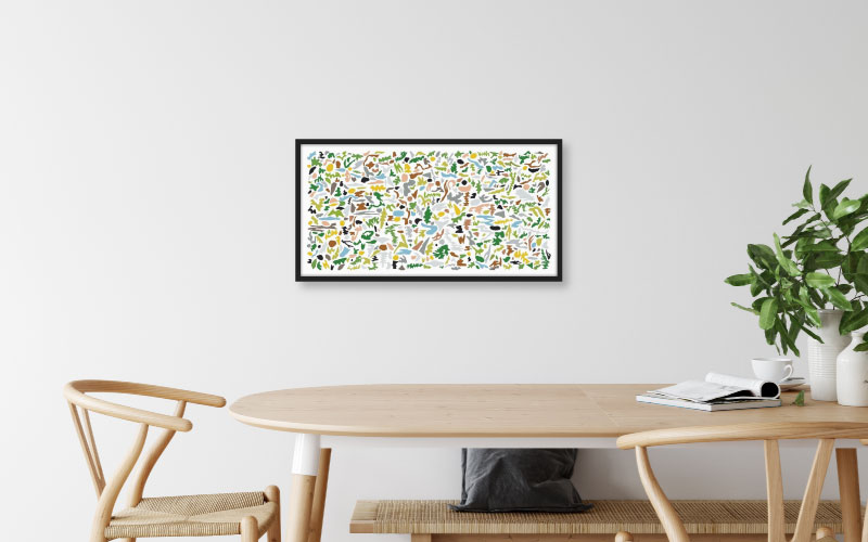 Artworks & Fine Art Prints for Dining Rooms: Browse All