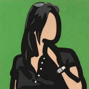 Julian Opie: Artworks & Fine Art Prints for Sale