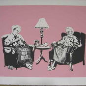 Grannies (Signed Limited Edition Silkscreen of 150)