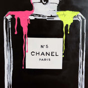 Neon Chanel No.5 Original
