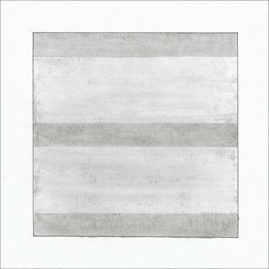 Agnes Martin - Untitled (from Paintings and Drawings: 1974-1990), 1991