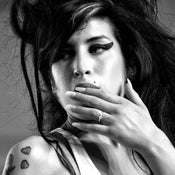 Amy Winehouse Coachella Festival, 2007 (30 x 40 in)