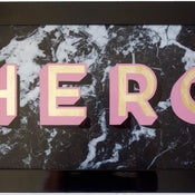 Framed Hero -