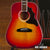 Heritage Cherry Sunburst Acoustic Miniature Guitar Replica Collectible