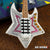 "Officially Licensed Bootsy Collins ""Space Bass"" Miniature Guitar Replica Collectible"