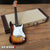 Mini FENDER™ Sunburst Strat Guitar & 60th Case Set Collection