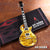 "Joe Perry Signature ""Boneyard"" Miniature Guitar Replica Collectible"
