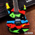 "John Petrucci ""Cubist"" Picasso-Designed Miniature Guitar Replica Collectible Set"