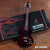 Lindsey Buckingham Signature Model Miniature Guitar Replica Collectible