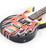 Officially Licensed Michael Anthony BB3000MA Yamaha Flame Bass Mini Guitar Replica