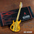 Officially Licensed Michael Anthony Distressed BB2000 Yamaha Bass Mini Guitar Replica