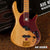 "Victor Wooten Signature ""Ying Yang"" Miniature Bass Guitar Replica Collectible"