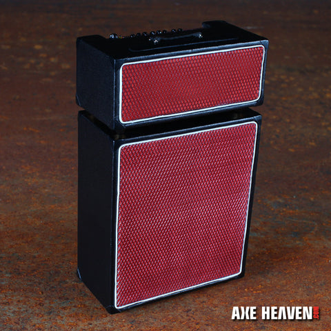 Miniature Bass Amp Stack – Vintage England Style Amplifier