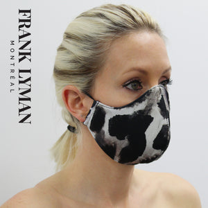 Unisex Adult Masks (Set of 2 in Camouflage Print)