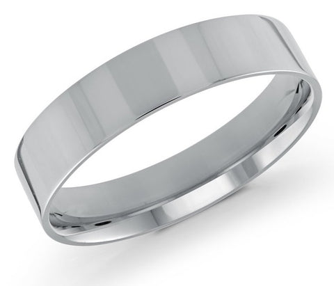 5mm wedding band