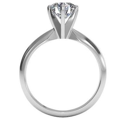 high-profile engagement ring