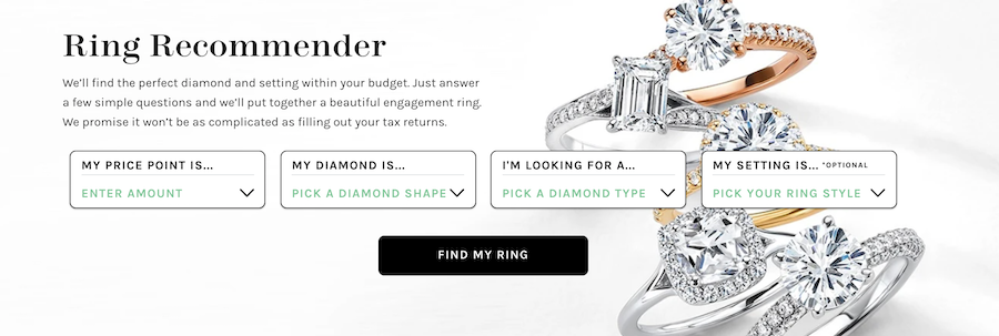 ring recommender