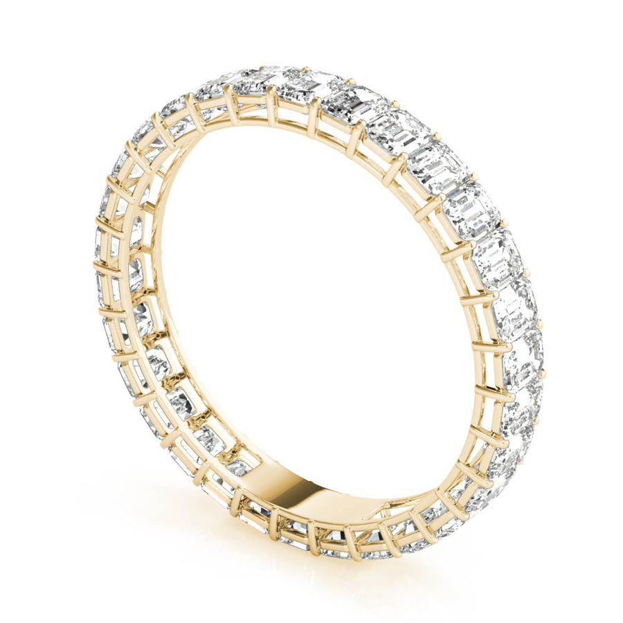 18kt Yellow Gold/1.83 CTW/front