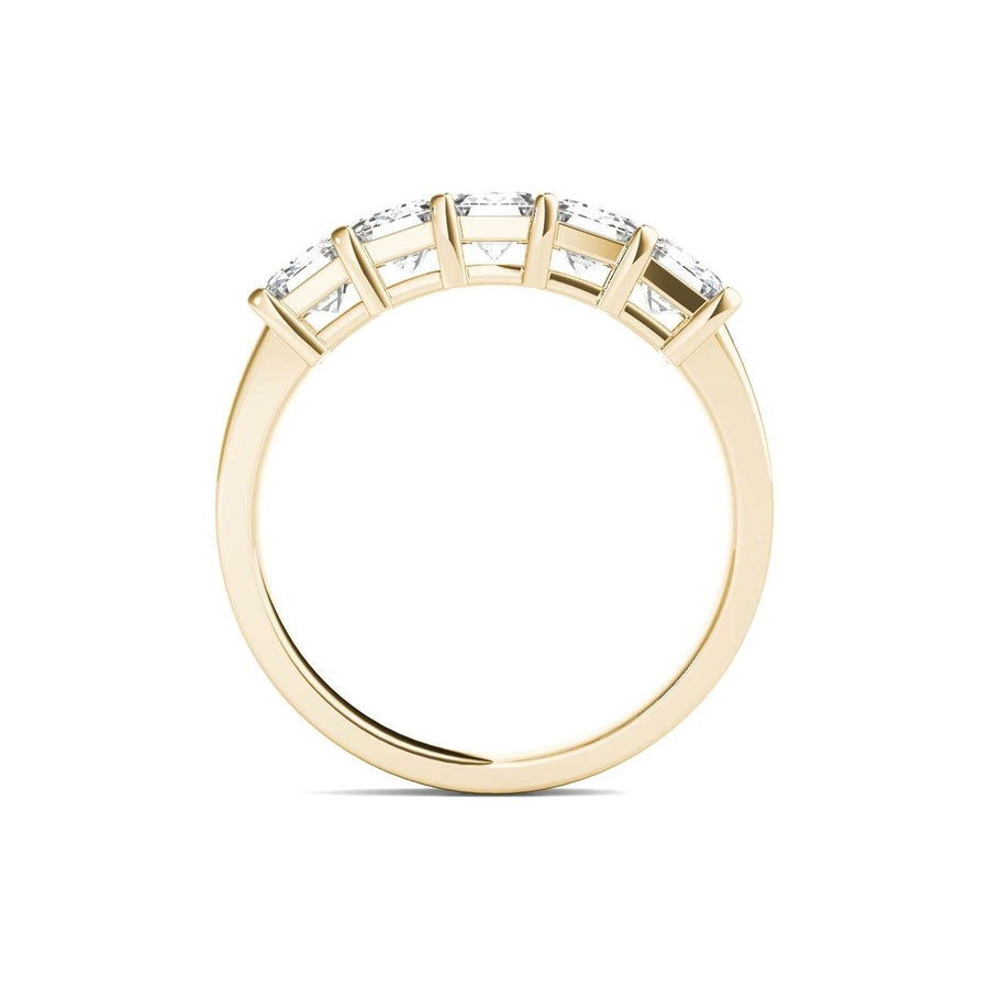 18kt Yellow Gold/2.50 CTW/front