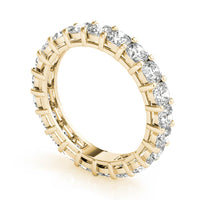 18kt Yellow Gold/2.60 CTW/front