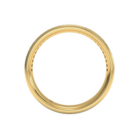 18kt Yellow Gold/front