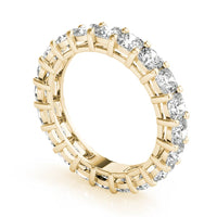 18kt Yellow Gold/3.50 CTW/front