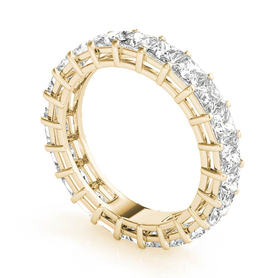 18kt Yellow Gold/3.71 CTW/front