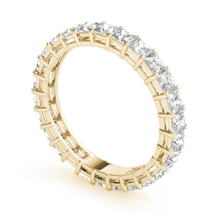 18kt Yellow Gold/1.74 CTW/front