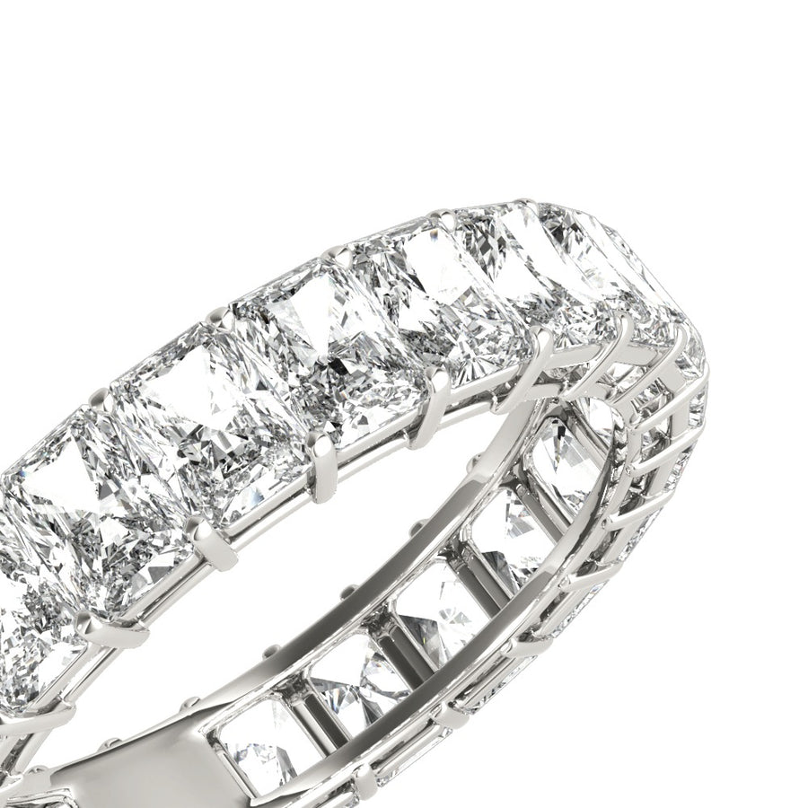 18kt White Gold/4.68 CTW/isometric