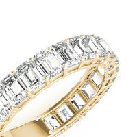 18kt Yellow Gold/3.74 CTW/isometric