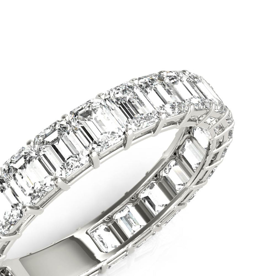 18kt White Gold/2.66 CTW/isometric