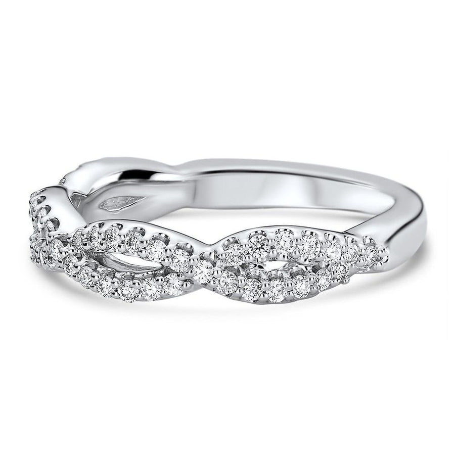 14kt White Gold/perspective