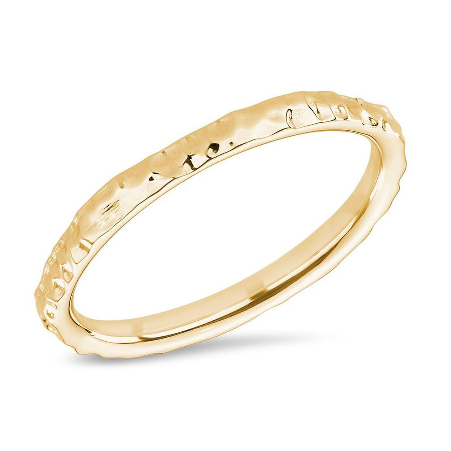 14kt Yellow Gold/perspective