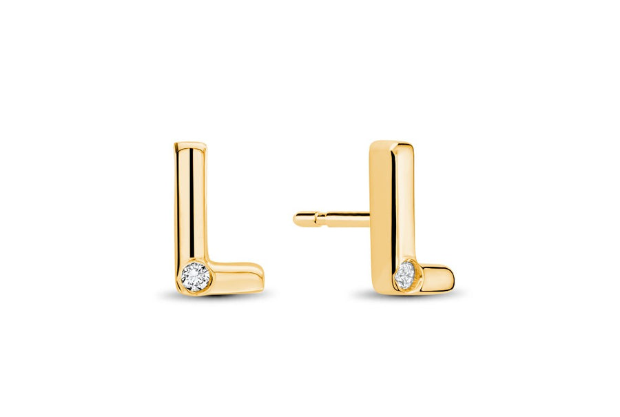 14kt Yellow Gold/L/perspective