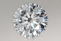 1.00 Carat Round Lab Diamond stock