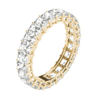 18kt Yellow Gold/3.74 CTW/side