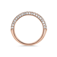 18kt Rose Gold/side