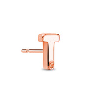 18kt Rose Gold/T/side