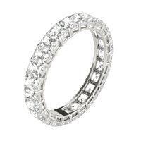 18kt White Gold/2.66 CTW/side