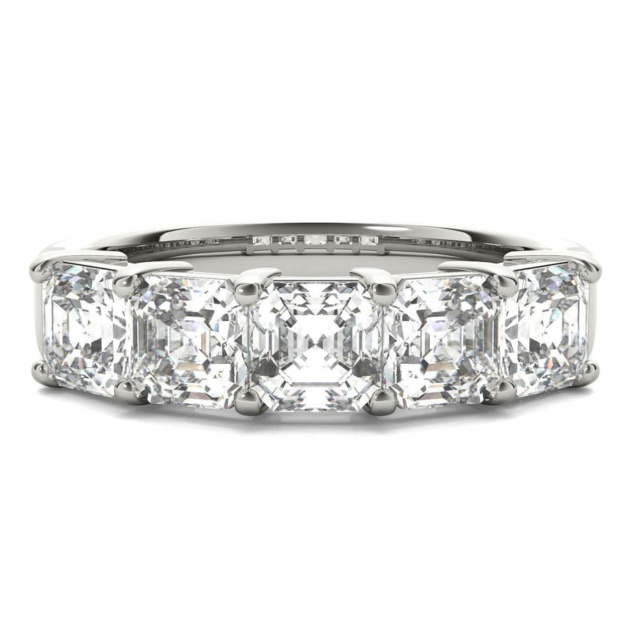 18kt White Gold/2.50 CTW/top