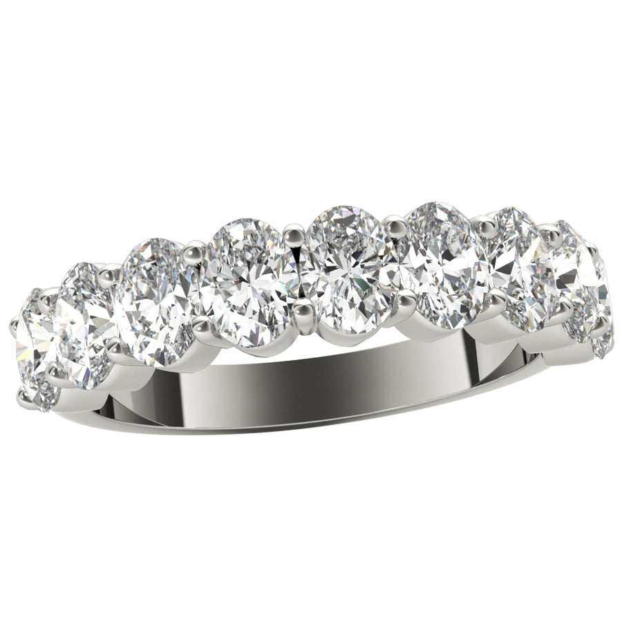 18kt White Gold/2.00 CTW/top