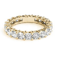 18kt Yellow Gold/3.50 CTW/top