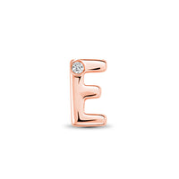 18kt Rose Gold/E/top