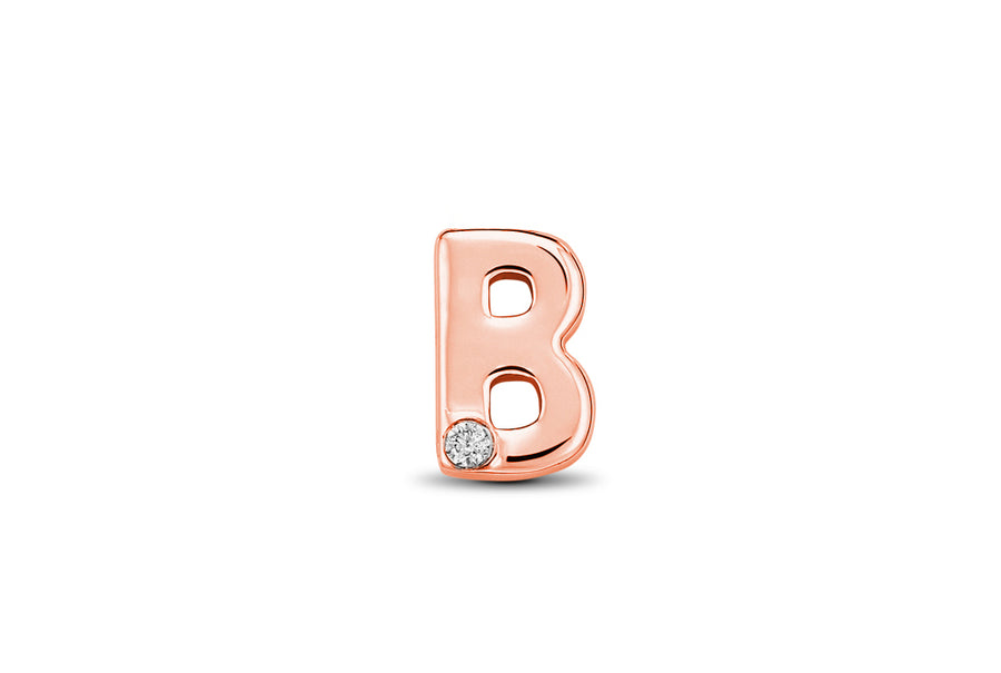 18kt Rose Gold/B/top